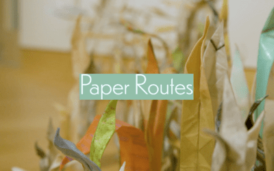 VIDEO – Women to Watch: Paper Routes State Tour